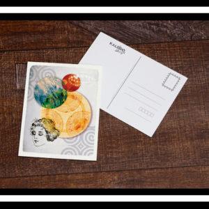 carte-postale Bretagne : éléments et croyances
