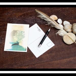 carte-postale Bretagne : musique et danse bretonne