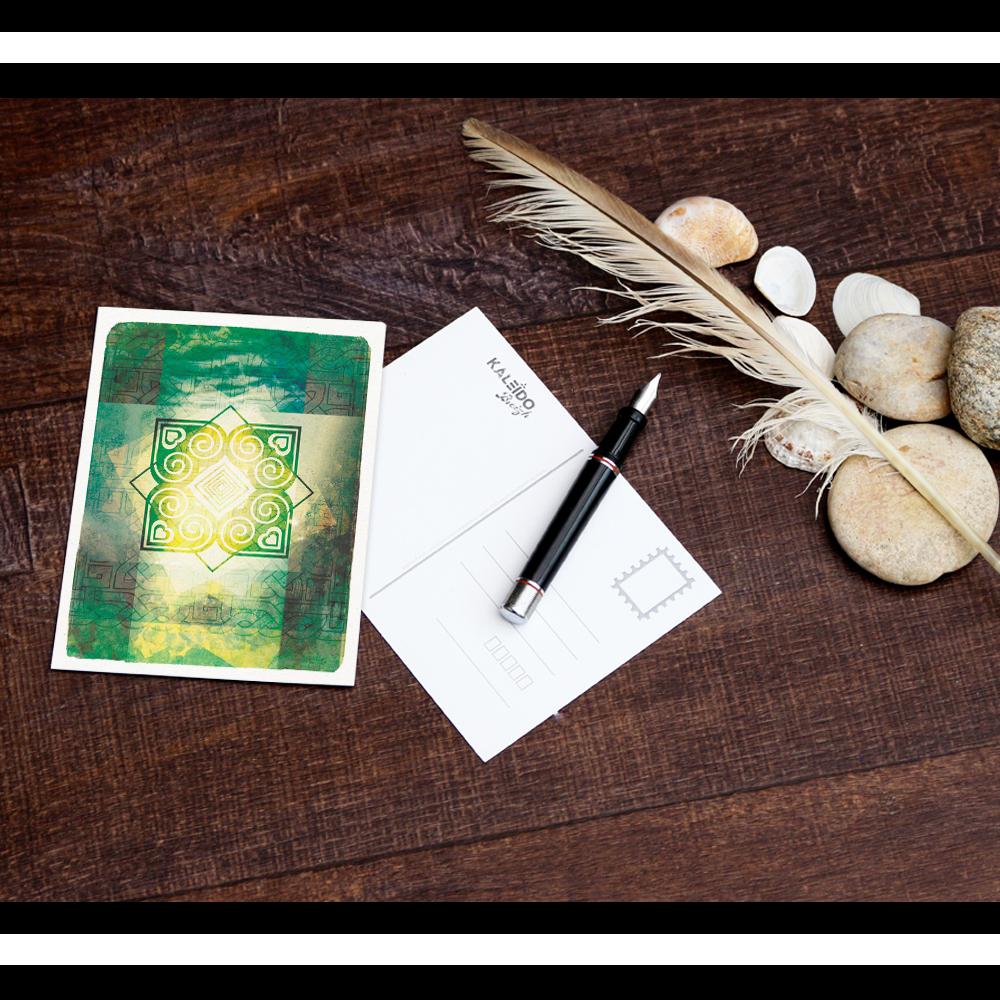 carte-postale Bretagne : souffle celte