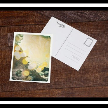 carte-postale Bretagne : femme de marin